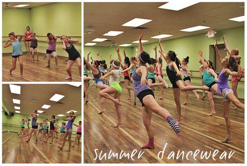 Summer Dancewear