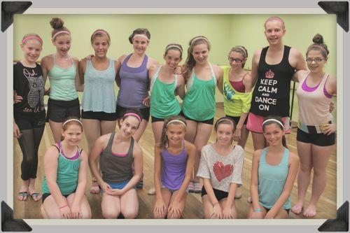 Groupdanceheadband