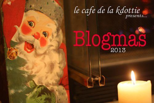 Blogmas1